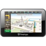 GPS навигатор Prestigio GeoVision 5566BTFMHD (PGPS5566CIS4BTSMHDNV)