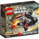 Конструктор LEGO Микроистребитель-штурмовик TIE 75161