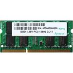 Память SO-DIMM 4096Mb DDR3 Apacer PC-12800 (DV.04G2K.KAM)