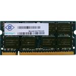 память SO-DIMM DDR2 512MB Nanya (NT512T64UH4D0FN-AD)
