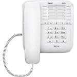 Телефон проводной Gigaset DA510 WHITE