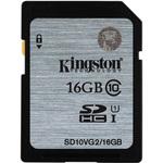 Карта памяти 16Gb Kingston SD10VG2/16GB