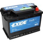 Автомобильный аккумулятор Exide Excell EB740 (74 А/ч)
