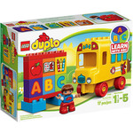 Конструктор LEGO 10603 My First Bus