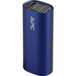 Портативное зарядное устройство APC Mobile Power Pack 3000 mAh (синий) (M3BL-EC)