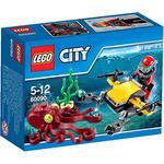 Конструктор LEGO 60090 Deep Sea Scuba Scooter