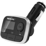 Автомобильный FM-модулятор Neoline Bliss FM Black