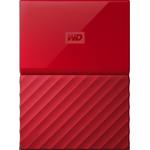Внешний жесткий диск WD My Passport 4TB [WDBUAX0040BRD]