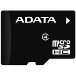 Карта памяти 8GB MicroSD A-Data AUSDH8GCL4-RA1