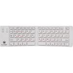 Клавиатура FlyCat KB22 White