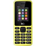 Мобильный телефон BQ-Mobile Step+ Yellow [BQM-1831]