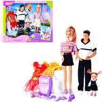 Набор из 3 кукол
