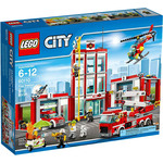 Конструктор LEGO 60110 Fire Station