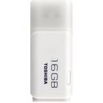 16GB USB Drive Toshiba Hayabusa U202 (THN-U202W0160E4) White