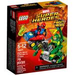 Конструктор LEGO Mighty Micros: Человек-паук против Скорпиона 76071