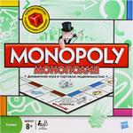 Настольная игра Hasbro Монополия 00009