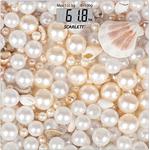 Весы напольные Scarlett SC-BS33E085 жемчуг