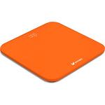 Напольные весы электронные Kitfort KT-802-4 оранжевый