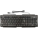 Клавиатура RITMIX RKB-121 Black USB