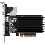 NVIDIA GeForce Palit GT730 (NEAT730NHD06-2080H) 1GB DDR3 (64bit, Heatsink) VGA DVI HDMI RTL