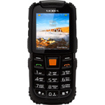 Мобильный телефон Texet TM-500R Black