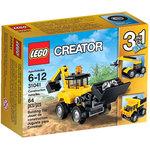 Конструктор LEGO Creator 31041 Строительная техника (Construction Vehicles)