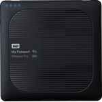 Внешний жесткий диск WD My Passport Wireless Pro 3TB [WDBSMT0030BBK]