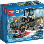 Конструктор LEGO 60127 Prison Island Starter Set