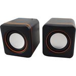 Колонки Oklick OK-301 Black/Orange
