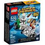 Конструктор LEGO Mighty Micros: Чудо-женщина против Думсдэя 76070