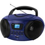 Аудиомагнитола BBK BX170BT Dark Blue
