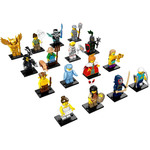Конструктор LEGO Minifigures 71011 15-й выпуск