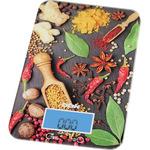 Кухонные весы BBK KS106G черный/красный