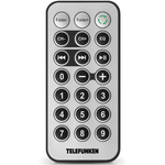 Автомобильный FM-модулятор Telefunken TF-FMT12 Black