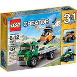 Конструктор LEGO Creator 31043 Перевозчик вертолёта (Chopper Transporter)