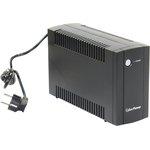 Источник бесперебойного питания CyberPower UT650E 650VA