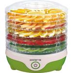 Сушилка для овощей и фруктов Polaris PFD 0305 белый/оранжевый