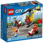 Конструктор LEGO City 60100 Набор для начинающих: Аэропорт