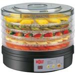 Сушилка для овощей и фруктов Holt HT-FD-001b Black