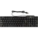 Клавиатура RITMIX RKB-111 Black USB