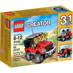 Конструктор LEGO Creator 31040 Гонки в пустыне (Desert Racers)