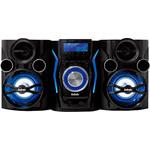 Музыкальный центр BBK AMS110BT Black/Blue