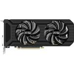 NVIDIA GeForce Palit GTX1080 DUAL OC (NEB1080U15P2-1045D) 8GB DDR5X (256bit, Fansink, 1620(1759/10000MHz) DVI HDMI 3xDP RTL