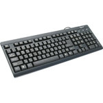Клавиатура Gembird KB-8300U-BL-R Black