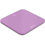 Напольные весы электронные Kitfort KT-802-2 фиолетовый