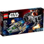 Конструктор LEGO Star Wars 75150 Усовершенствованный истребитель Дарта Вейдера