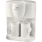 Кофеварка VES V-FS5 White