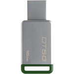 16GB USB Drive Kingston Data Traveler 50 (DT50/16GB) Green