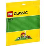 Строительная пластина зеленого цвета 10700