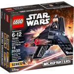 Конструктор LEGO Микроистребитель Имперский шаттл Кренника 75163